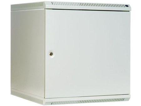 Фото Шкаф настенный разборный 9U ЦМО ШРН-Э-9.500.1 600х520mm дверь металл серый. Купить в РФ