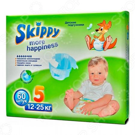 Подгузники SKIPPY More Happiness 7015 More Happiness 7015