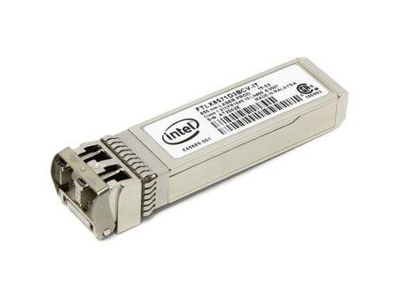 Фото Трансивер Intel Ethernet SFP+ SR Optics E10GSFPSR 903239. Купить в РФ