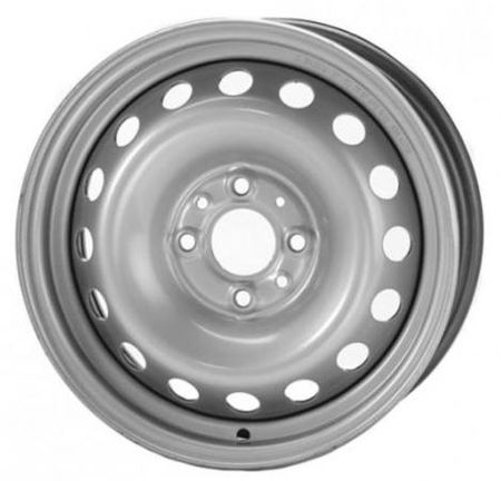 Диск Magnetto Hyundai Solaris 15003S AM 6xR15 4x100 мм ET48 Silver