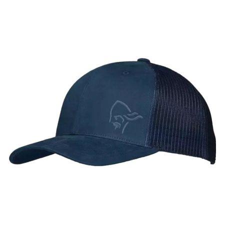 7dbbde94 Кепка Norrona /29 Trucker Mesh Snap Back Cap - классическая кепка с плоским  козырьком. Фронтальная часть выполнена из плотной ткани на основе  органического ...