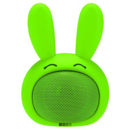 Купить Беспроводная акустика InterStep SBS-150 FunnyBunny Lime (IS-LS-SBS150GRE-000B201)