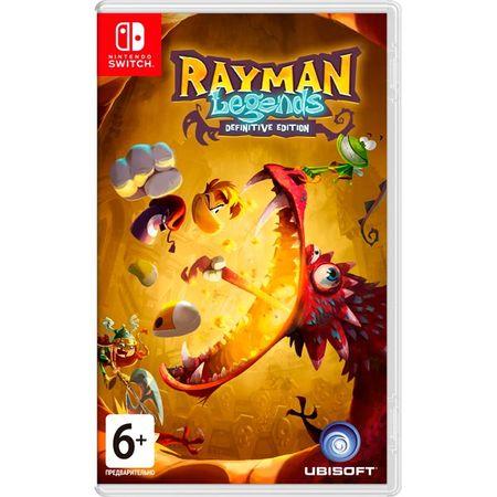 Купить Игра для Nintendo Rayman Legends Definitive Edition