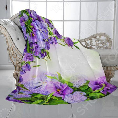 Здесь можно купить «Диво»  Плед флисовый ТамиТекс «Диво» <![CDATA[Пледы]]>