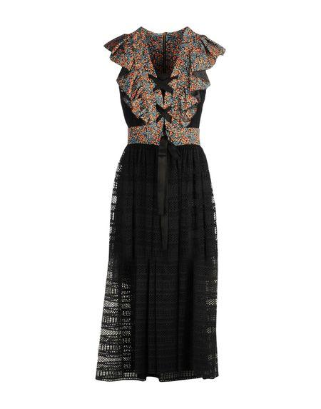 Фото PHILOSOPHY di LORENZO SERAFINI Платье длиной 3/4. Купить с доставкой