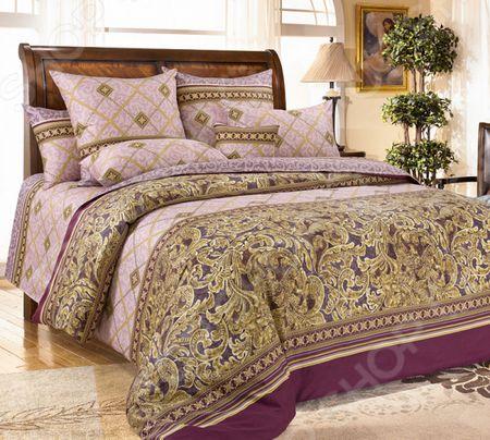 Комплект постельного белья Королевское Искушение «Бархат» «Бархат»