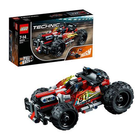 LEGO Lego Technic 42073 Конструктор Лего Техник Красный гоночный автомобиль