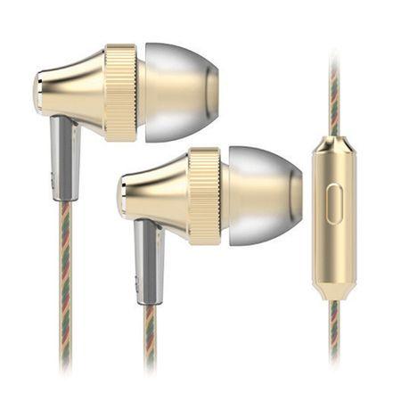 Купить Наушники внутриканальные Harper HV-705 Gold