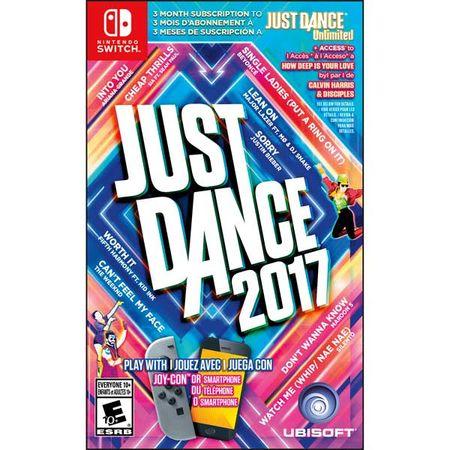 Купить Игра для Nintendo Just Dance 2017