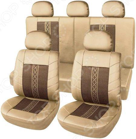 Набор чехлов для сидений SKYWAY Forsage «Узор» Forsage «Узор»