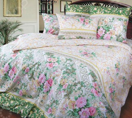Комплект постельного белья Королевское Искушение «Римский дворик»