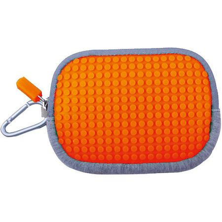 792ed61cddcd Upixel Маленькая пиксельная сумочка Pixel Cotton Pouch WY-B006,  светло-оранжевый