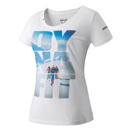 Футболка DYNAFIT Dynafit Digital Cotton W S S Tee женская 1ff2a0f30a455