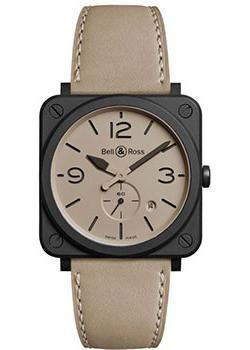 Bell&Ross Часы BRS-DESERT-CEM