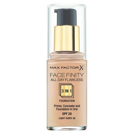 Max Factor Facefinity All Day Flawless Тональная основа 145 Warm Almond