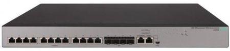 Фото Коммутатор HP 1950 управляемый 12 портов 10/100/1000Mbps JH295A. Купить в РФ