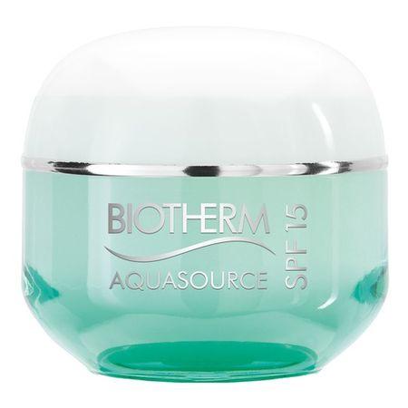 Biotherm Aquasource Air Cream Увлажняющий крем SPF15 Aquasource Air Cream Увлажняющий крем SPF15