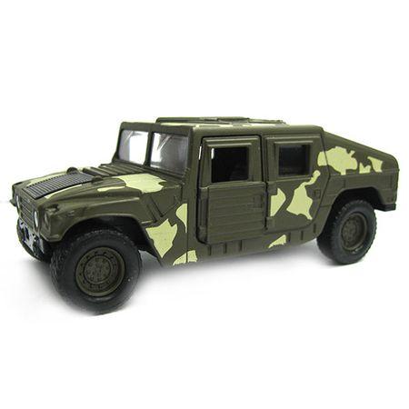 Welly 99192CM Велли Военный бронированный автомобиль фото-1