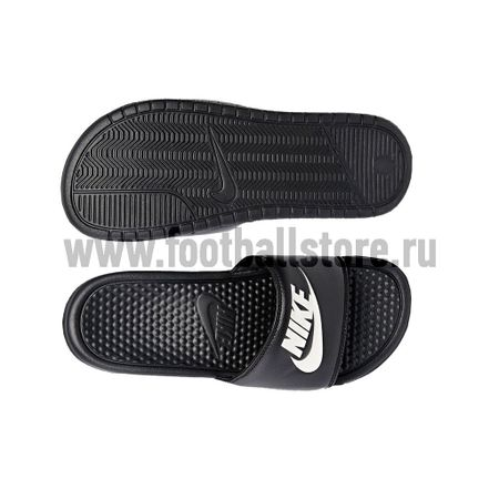 Купить Сланцы Nike Сланцы Nike Benassi JDI 343880-090