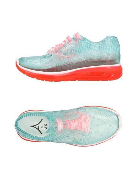 Фото ISHU+ Низкие кеды и кроссовки. Купить с доставкой