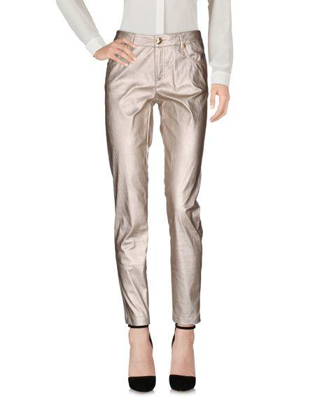 Фото BLUMARINE Повседневные брюки. Купить с доставкой