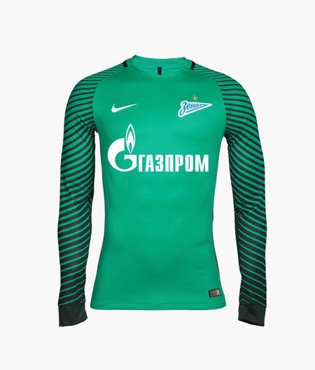 Купить Оригинальная вратарская футболка, Цвет-Зеленый, Размер-XL