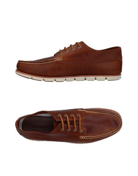 Фото TIMBERLAND Обувь на шнурках. Купить с доставкой