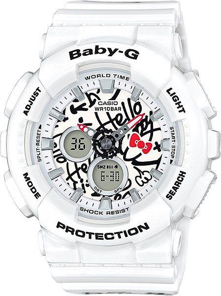 50cc925a2833 Еще одна коллаборация: BABY-G совместно с HELLO KITTY выпускают ограниченную  серию часов, сочетающих классический узнаваемый корпус и яркий дизайн в  стиле ...