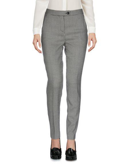 Фото BOUTIQUE MOSCHINO Повседневные брюки. Купить с доставкой