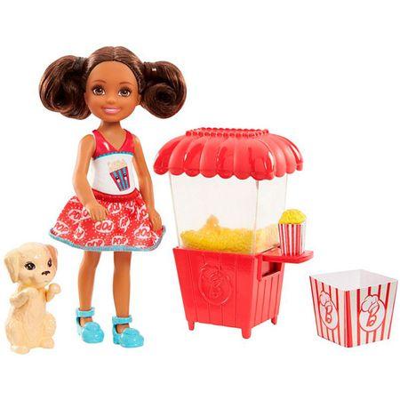 Mattel Barbie FHP68 Барби Челси и щенок