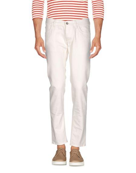 Фото DOLCE & GABBANA Джинсовые брюки. Купить с доставкой