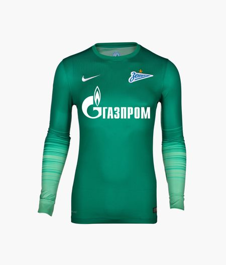 Купить Оригинальная вратарская футболка, Цвет-Зеленый, Размер-M