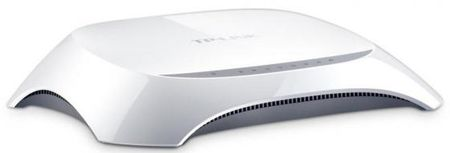 Фото Беспроводной маршрутизатор TP-LINK TL-WR840N 802.11b/g/n 300Mbps 2.4ГГц 20dBm. Купить в РФ