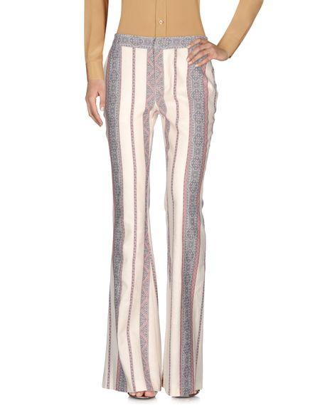 Фото DEREK LAM 10 CROSBY Повседневные брюки. Купить с доставкой
