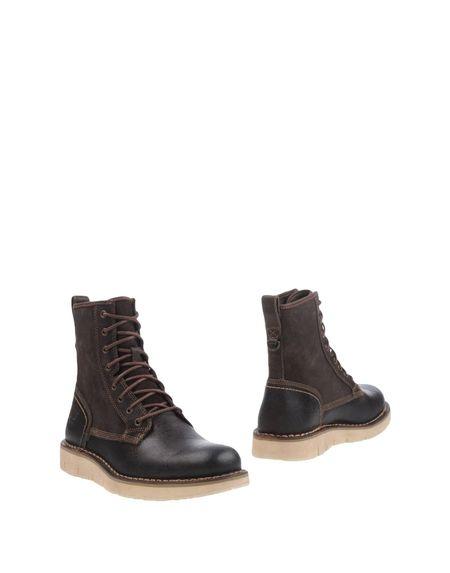Фото TIMBERLAND Полусапоги и высокие ботинки. Купить с доставкой