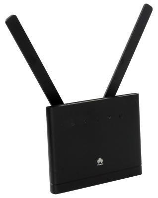 Фото Беспроводной маршрутизатор Huawei B315s-22 802.11bgn 150Mbps 2.4 ГГц 4xLAN USB RJ-11 Разъем для SIM-карты черный. Купить в РФ