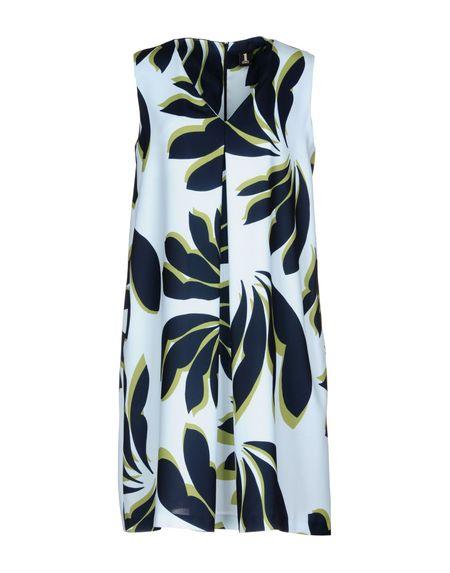 Фото 1-ONE Короткое платье. Купить с доставкой