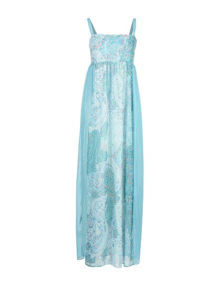 Фото LUCKY LU  Milano Длинное платье. Купить с доставкой