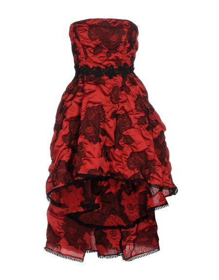 Фото NORA BARTH Короткое платье. Купить с доставкой