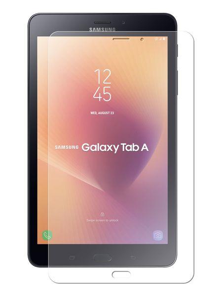Аксессуар Закаленное стекло DF для Samsung Galaxy Tab A 8 0 SM-T385  sSteel-63