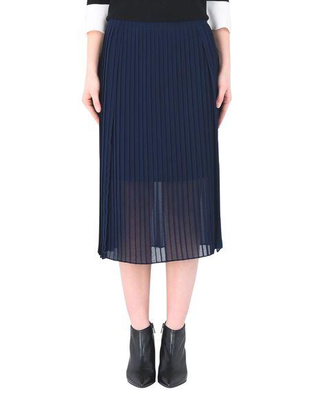Фото DKNY Юбка длиной 3/4. Купить с доставкой