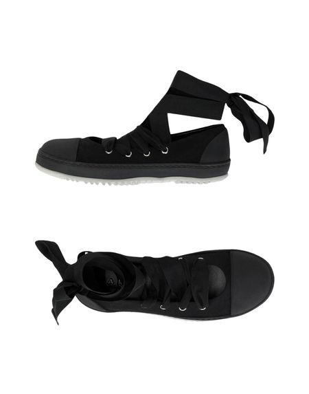 Фото MARNI Низкие кеды и кроссовки. Купить с доставкой