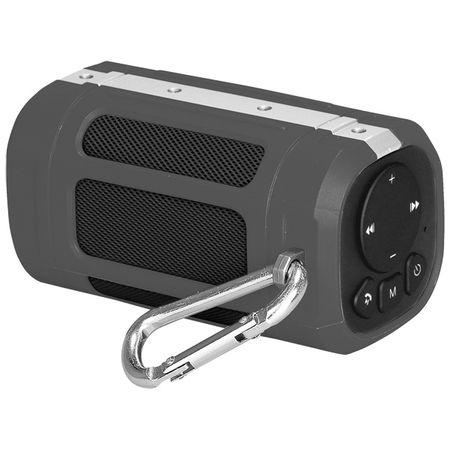 Купить Беспроводная акустика InterStep SBS-120 Gray (IS-LS-SBS120GRE-000B201)