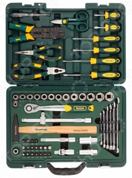 Набор слесарно-монтажного инструмента Kraftool Industry 27977-H59 Industry 27977-H59