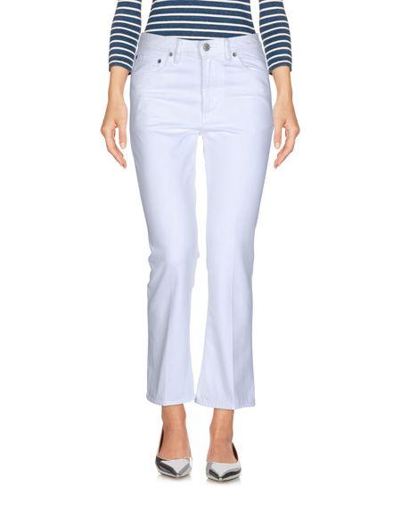 Фото GOLDEN GOOSE DELUXE BRAND Джинсовые брюки. Купить с доставкой