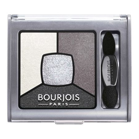 Bourjois Smoky Stories Палитра теней для век 14 to fall from nudes