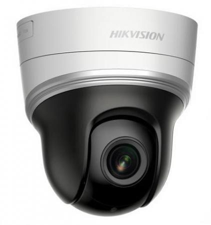 Фото Видеокамера IP Hikvision DS-2DE2204IW-DE3 2.8-12мм цветная. Купить в РФ