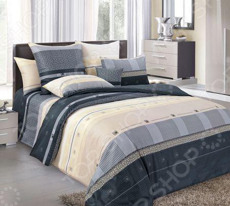 Комплект постельного белья Королевское Искушение «Мишель». Тип ткани: сатин «Мишель». Тип ткани: сатин