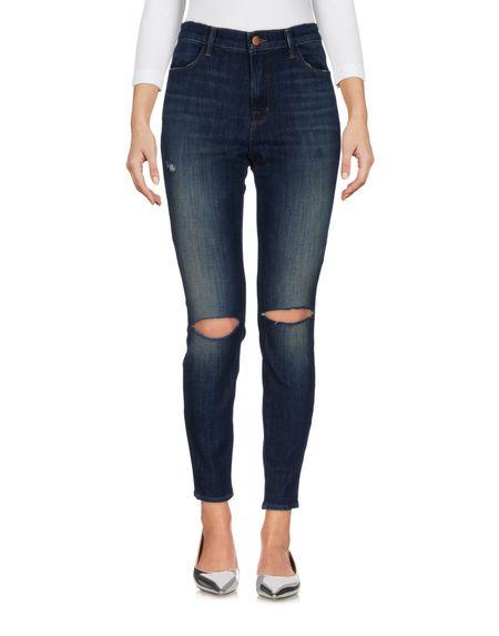 Фото J BRAND Джинсовые брюки. Купить с доставкой