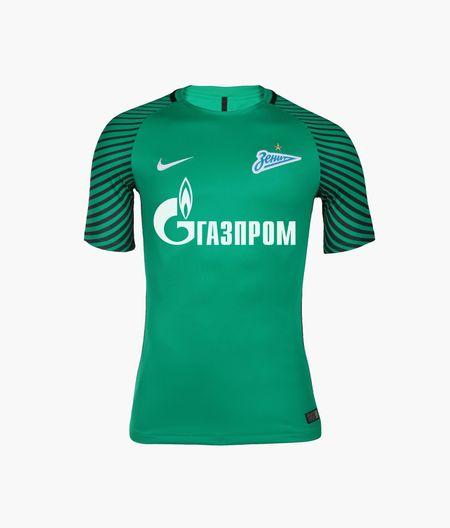 Купить Оригинальная вратарская футболка, Цвет-Зеленый, Размер-XXL